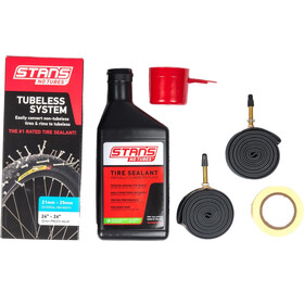 NoTubes Tubeless System Kit Standardi , musta
